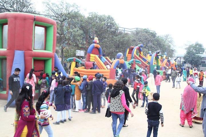 kids carnival school PUNJAB